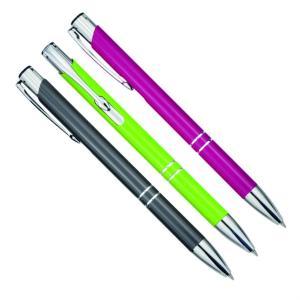 Metāla pildspalvas ar gravējumu