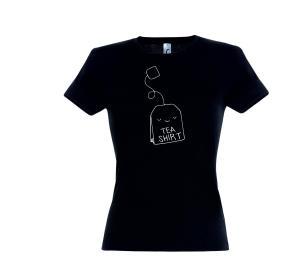 Sieviešu kokvilnas T-krekls