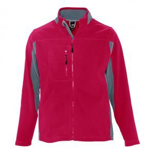 Flīša jaka (divkrāsu)
