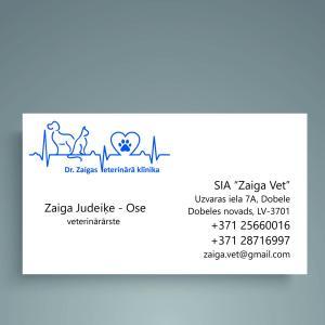 Vienpusējas vizītkartes